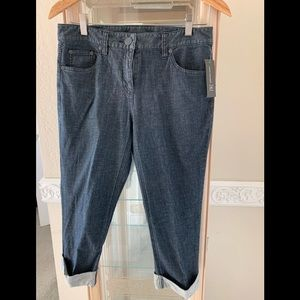 INC NWT Cropped & Cuffed Jeans